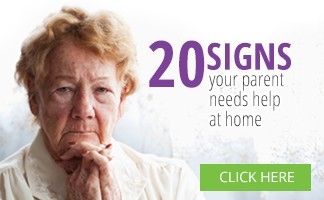 20 Signs that Your Parent Needs Help at Home