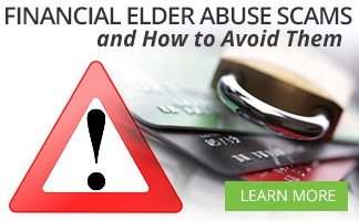 Common Financial Elder Abuse
