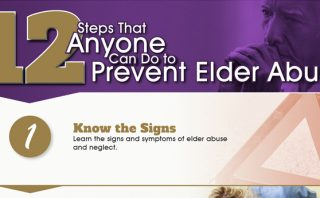 INFOGRAPHIC: 12 Steps to Prevent Elder Abuse